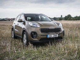 Test: Kia Sportage 1.7 CRDi Exclusive – to nej��dan�j��
