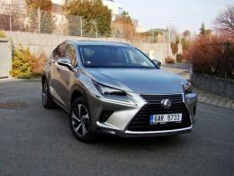 Test: Lexus NX300h - auto z budoucnosti potěší spotřebou