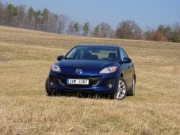 Test: Mazda 3 - pro radost řidičům