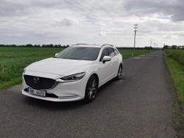 Test: Mazda 6 Wagon 2,5 Skyactiv-G 100 Edition vyzrála k dokonalosti