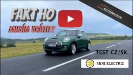 Test: MINI Cooper SE -  hřebíček do rakve odpůrcům elektromobility