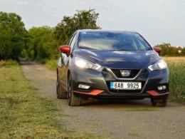Test: Nissan Micra - roste jako z vody a ohromí interiérem