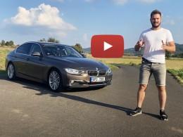 Test ojetiny: BMW 330d Luxury Edition
