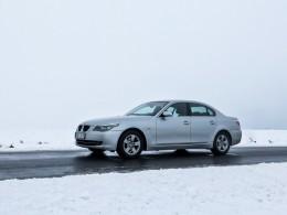 Test ojetiny: BMW 520i (E60) – rozumný základ