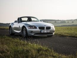 Test ojetiny: BMW Z4 (E85) 2.5i AT – volnočasová aktivita