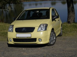 Test ojetiny: Citroën C2 VTR a VTS – pro ty, co se nebojí