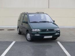 Test ojetiny: Citroën Evasion – laciný dostavník