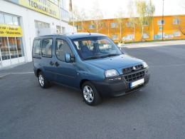 Test ojetiny: Fiat Dobló - italský univerzál
