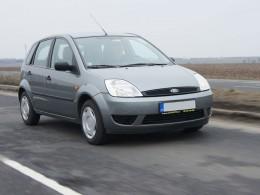Test ojetiny: Ford Fiesta – levný a líbivý