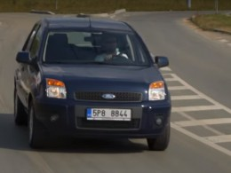 Test ojetiny: Ford Fusion 1.4i (video)