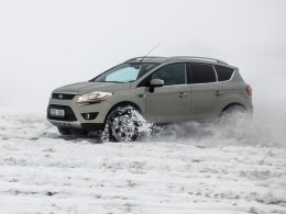 Test ojetiny: Ford Kuga 2.5 Duratec 4x4 AT – Nečekaný introvert