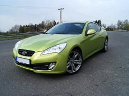 Test ojetiny: Hyundai Genesis Coupé – povedená zadokolka