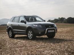 Test ojetiny: Hyundai Santa Fe 2.2 CRDi - poctivý Korejec