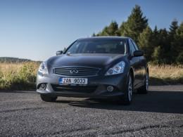 Test ojetiny: Infiniti G37 sedan – když jste jedineční