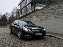 Test ojetiny: Mercedes-Benz E 350 CDI - stvořen k úspěchu