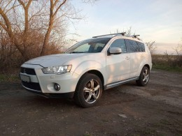 Test ojetiny: Mitsubishi Outlander – neprávem přehlížené SUV