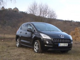 Test ojetiny: Peugeot 3008 2.0 HDi (video)