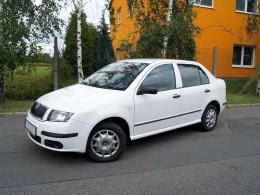 Test ojetiny: Škoda Fabia – první generace láká cenou