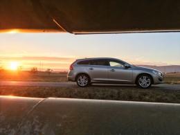 Test ojetiny: Volvo V60 D5 - zastánce rodinných pravidel