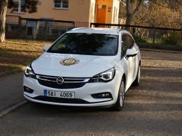 Test: Opel Astra Sports Tourer 1.6 CDTi - jak si vede diesel s automatem?