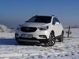 Test: Opel Mokka X 1.4 Turbo je skvělá, kdyby tolik nežrala