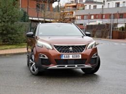Test: Peugeot 3008 GT Line - druhý pokus vyšel na jedničku