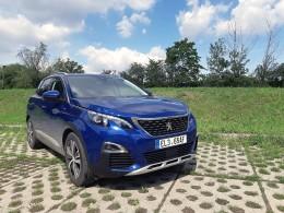 Test: Peugeot 3008 Hybrid 225 - klidné ekologické lvíče