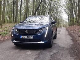 Test: Peugeot 5008 GT Pack - kupujte, v této kombinaci nebudou