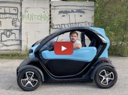 Test: Renault Twizy Urban 80. Nic zábavnějšího neznám!