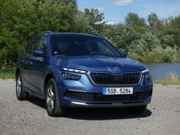 Test: Škoda Kamiq 1.5 TSI DSG. Nejdospělejší z kompaktních