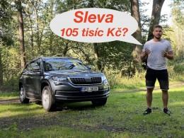 Test: Škoda Kodiaq 2.0 TSI 4x4. Jak na něm ušetřit přes 100 tisíc Kč?