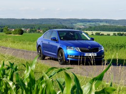 Test: Škoda Octavia 1.8 TSI - čtyřoká volba rozumu