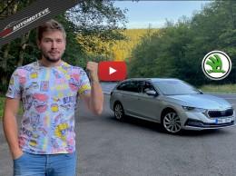 Test: Škoda Octavia Combi 2.0 TDI - Má nám chybět Čtyřočko?