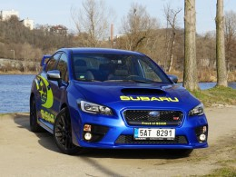 Test: Subaru WRX STi Sport - sedan, co má koule