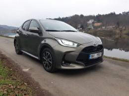 Test: Toyota Yaris 1.5 Dynamic Force v mnoha ohledech překračuje třídu malých aut