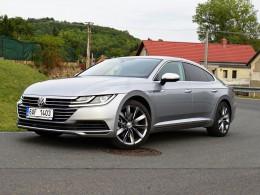 Test: Volkswagen Arteon - lepší Passat?