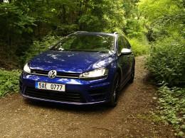 Test: Volkswagen Golf R Variant - recept na rodinné štěstí