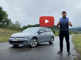 Test: Volkswagen Golf VIII 2.0 TDI EVO - Neumí nešetřit!