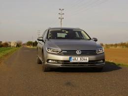 Test: Volkswagen Passat Tourer 2.0 BiTDI - manažerův kůň