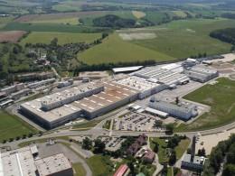 Továrnou roku 2015 je výrobní závod Škody ve Vrchlabí