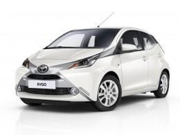 Toyota Aygo v nové speciální edici x-pure