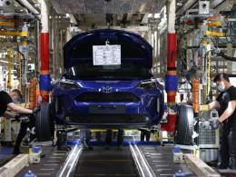 Toyota Yaris Cross - výroba spuštěna