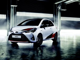 Toyota Yaris GRMN dostala 1.8 dopovanou kompresorem a samosvorný diferenciál