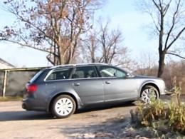 Video: Audi A4 3.0 TDI Quattro Avant