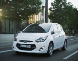 Video: Hyundai ix20 mini MPV