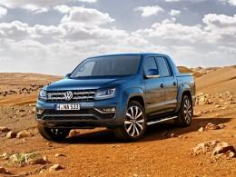 Volkswagen Amarok s šestiválcem TDI je tady, vejde se do milionu