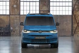 Volkswagen Caddy jde s dobou, bude digitální a nahradí MPV