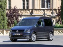 Volkswagen Caddy TGI se chlubí dojezdem 610 km, resp. 760 km ve verzi Maxi