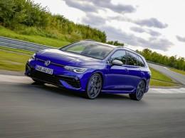 Volkswagen Golf R Variant přichází, má 320 koní a jede až 270 km/h