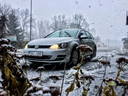 Test ojetiny: Volkswagen Golf Variant 1.6 TDI - nepřítel nových aut